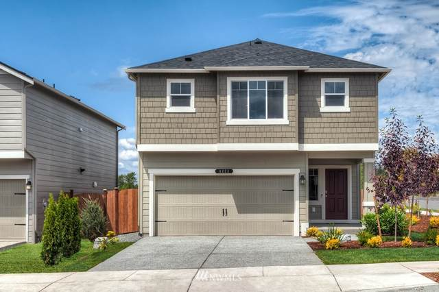 10707 186th Street Ct E #569, Puyallup, WA 98374 (#1769187) :: Ben Kinney Real Estate Team