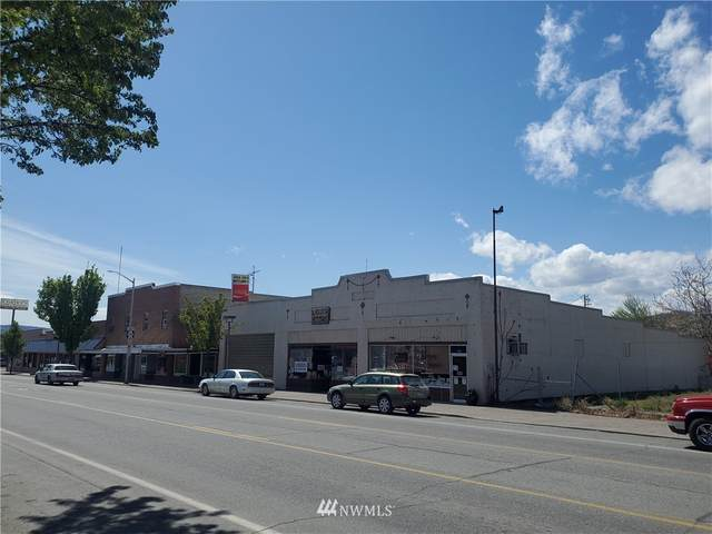 125 N Main Street, Omak, WA 98841 (MLS #1769228) :: Community Real Estate Group