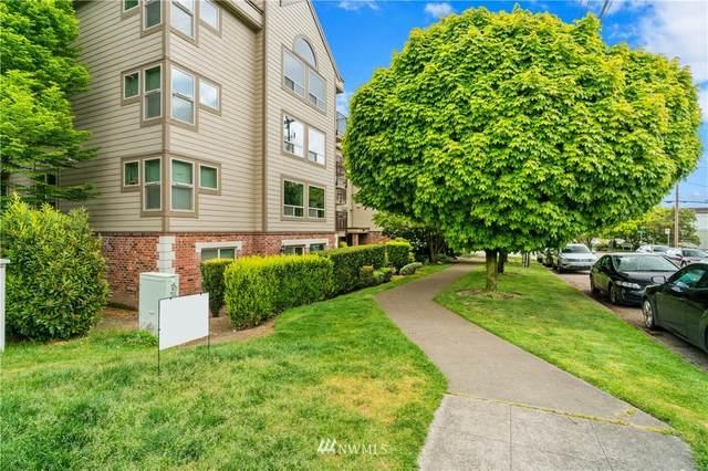 566 Prospect Street #201, Seattle, WA 98109 (#1769235) :: Lucas Pinto Real Estate Group