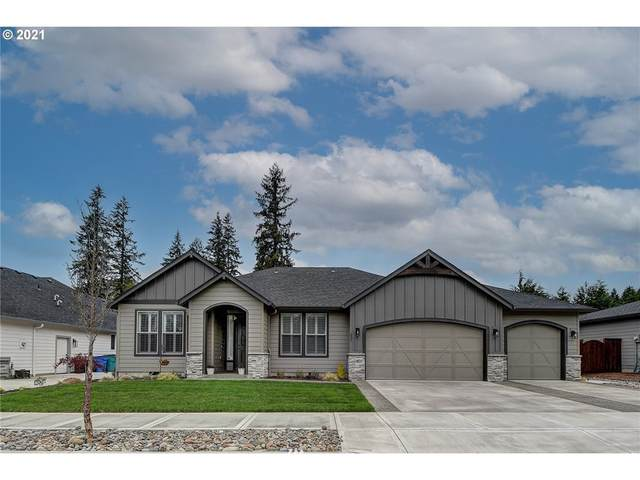 202 NE 28th Street, Battle Ground, WA 98604 (#1769307) :: Northwest Home Team Realty, LLC