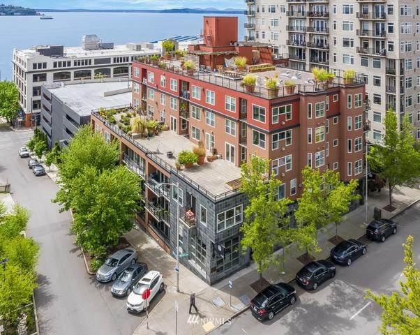 2607 Western Avenue #352, Seattle, WA 98121 (#1769320) :: The Shiflett Group