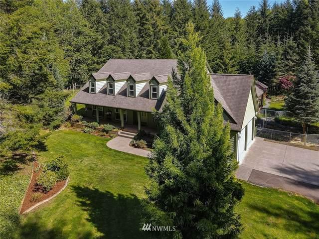 540 Burnt Ridge Road, Onalaska, WA 98570 (#1769420) :: Tribeca NW Real Estate