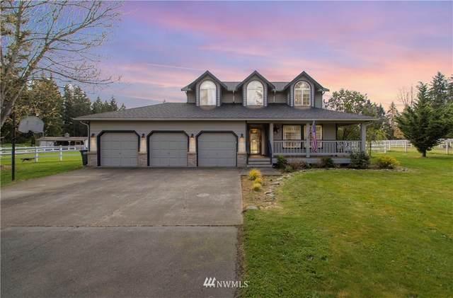 9306 337th Street S, Roy, WA 98580 (#1769443) :: Icon Real Estate Group