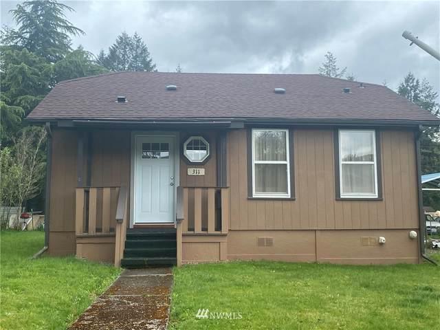 311 Taylor, Ryderwood, WA 98581 (#1769480) :: Northwest Home Team Realty, LLC