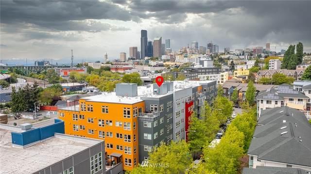 827 Hiawatha Place S #601, Seattle, WA 98144 (#1769511) :: Northwest Home Team Realty, LLC