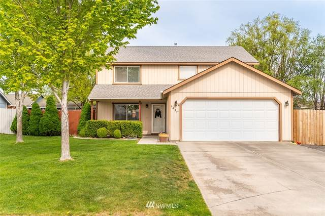 1437 S Cougar Drive, Moses Lake, WA 98837 (#1769515) :: Better Homes and Gardens Real Estate McKenzie Group