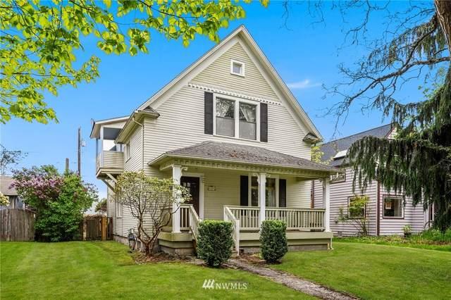 1607 Rucker Avenue, Everett, WA 98201 (#1769584) :: Provost Team | Coldwell Banker Walla Walla