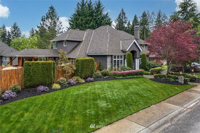 25877 SE 22nd Place, Sammamish, WA 98075 (#1769631) :: Icon Real Estate Group
