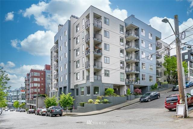 769 Hayes Street #305, Seattle, WA 98109 (MLS #1769637) :: Brantley Christianson Real Estate