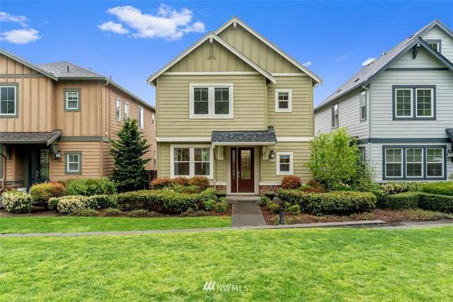 1638 Falls Drive, Issaquah, WA 98029 (#1769650) :: My Puget Sound Homes