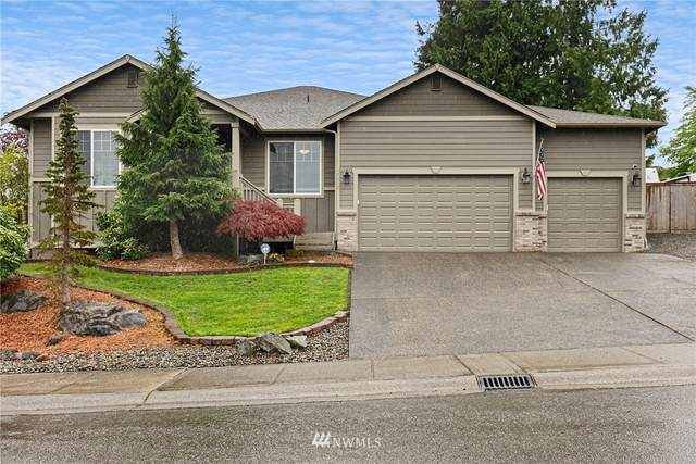 19412 E 127th Street, Bonney Lake, WA 98391 (#1769682) :: Keller Williams Realty