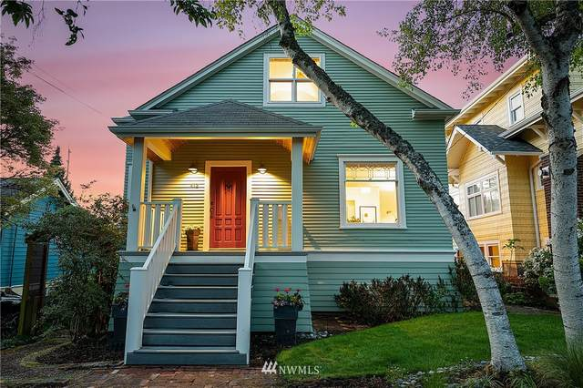 412 NW 45th Street, Seattle, WA 98107 (#1769703) :: M4 Real Estate Group