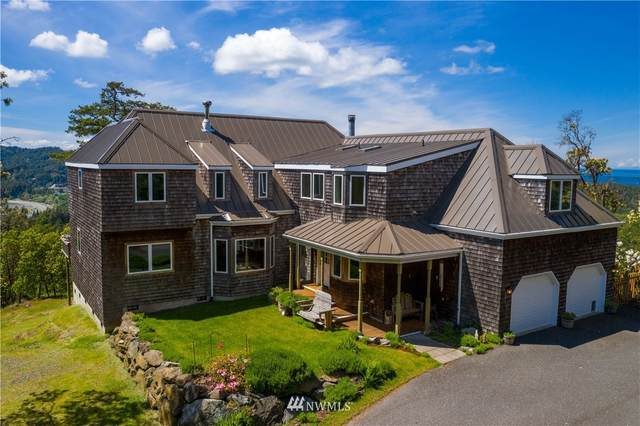 209 Parker Reef Road, Orcas Island, WA 98245 (#1769705) :: Tribeca NW Real Estate