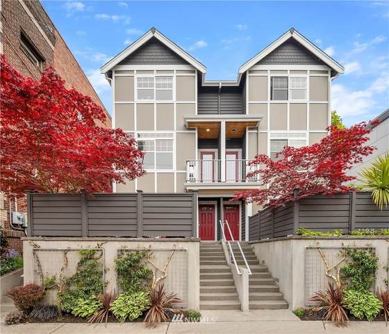 1128 10th Avenue E B, Seattle, WA 98102 (#1769746) :: Better Properties Lacey