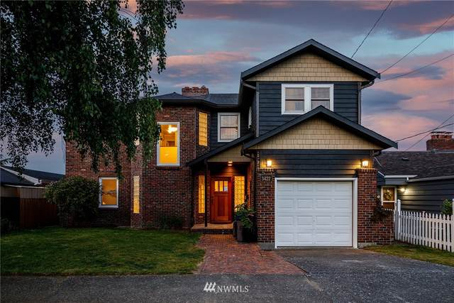 3422 37th Avenue W, Seattle, WA 98199 (MLS #1769815) :: Community Real Estate Group