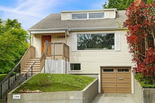 1268 NE 69th Street, Seattle, WA 98115 (#1769851) :: Icon Real Estate Group