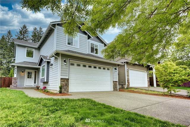4205 17th Way NE, Olympia, WA 98516 (#1769853) :: Better Properties Lacey