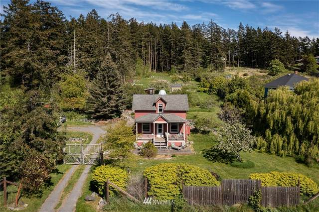 2169 Fisherman Bay Road, Lopez Island, WA 98261 (#1769913) :: Better Homes and Gardens Real Estate McKenzie Group