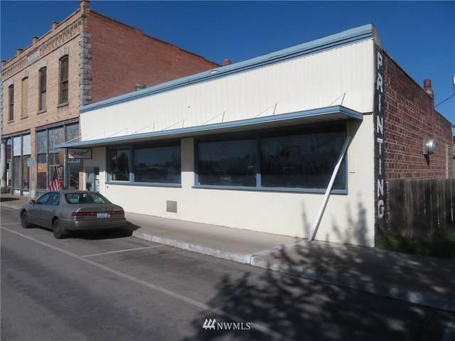 214 W Railroad Avenue, Ritzville, WA 99169 (#1769943) :: Provost Team | Coldwell Banker Walla Walla