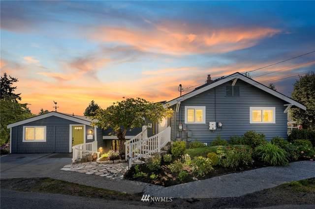 6733 SW Holly Place, Seattle, WA 98136 (#1769996) :: Keller Williams Western Realty