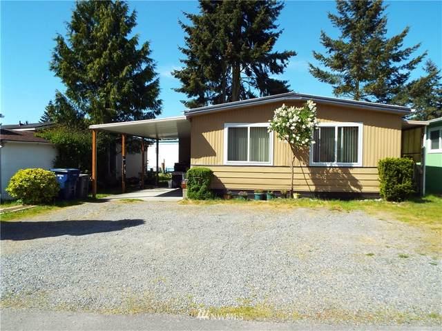 3001 S 288th Street #305, Federal Way, WA 98003 (#1770010) :: Home Realty, Inc