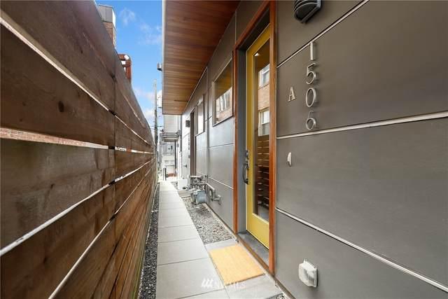 1506 NW 62nd Street A, Seattle, WA 98107 (#1770014) :: Engel & Völkers Federal Way