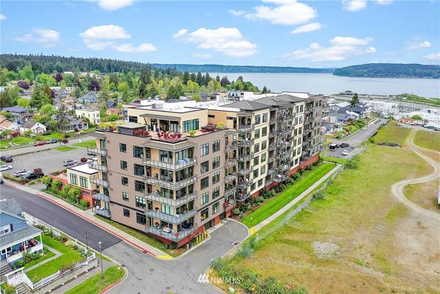 5204 N Bennett Street #411, Ruston, WA 98407 (#1770022) :: Alchemy Real Estate