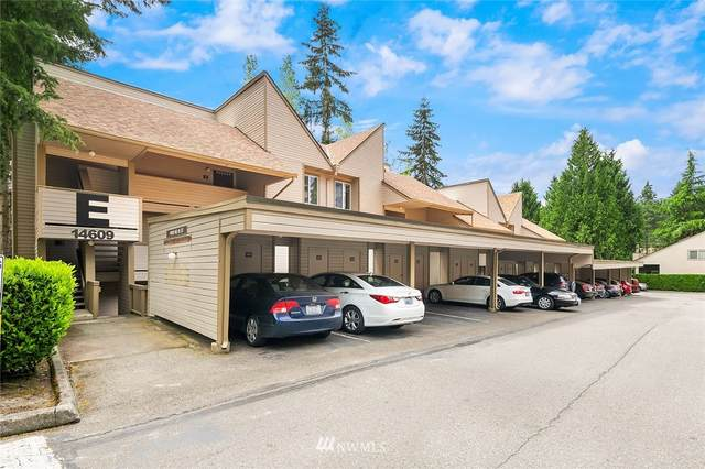 14609 NE 45th Street E6, Bellevue, WA 98007 (#1770066) :: Northwest Home Team Realty, LLC