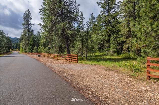 0 Old Cedars Rd, Cle Elum, WA 98922 (MLS #1770115) :: Nick McLean Real Estate Group