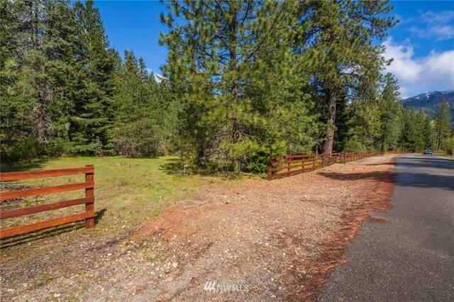 0 Old Cedars Rd, Cle Elum, WA 98922 (MLS #1770118) :: Nick McLean Real Estate Group