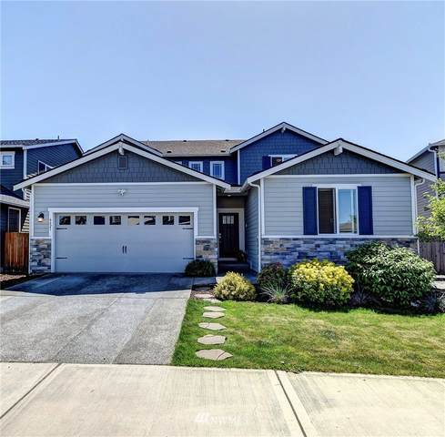 6621 S 298th Place, Auburn, WA 98001 (#1770178) :: Provost Team | Coldwell Banker Walla Walla