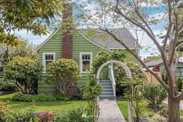 317 NW 76th Street, Seattle, WA 98117 (#1770223) :: M4 Real Estate Group