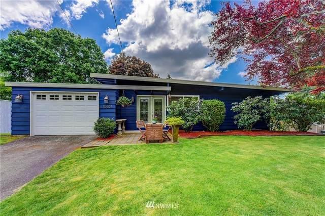 15651 SE 8th St, Bellevue, WA 98008 (#1770257) :: Keller Williams Western Realty