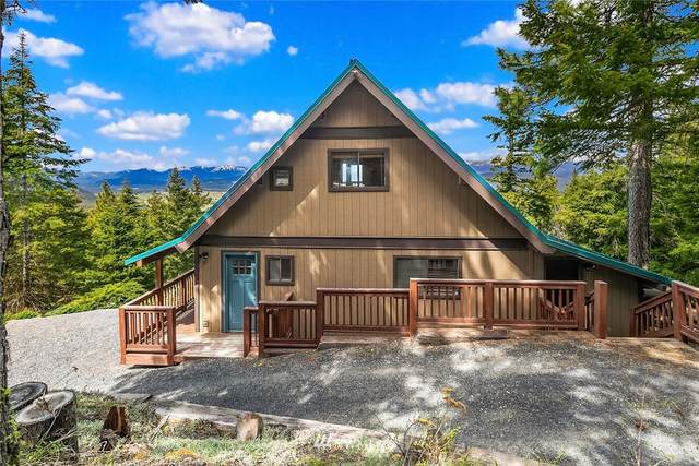 811 Horse Heaven Road, Cle Elum, WA 98922 (#1770296) :: Icon Real Estate Group