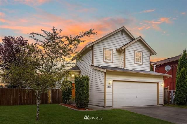 16821 20th Avenue E, Spanaway, WA 98387 (#1770312) :: Better Properties Lacey