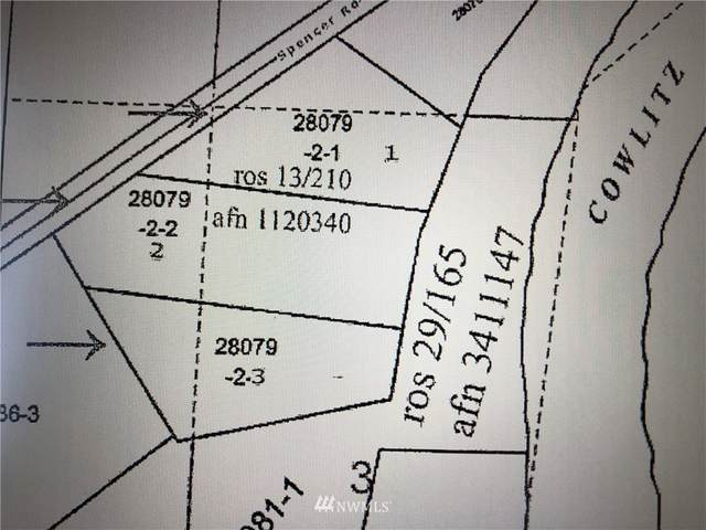 0 Spencer Road, Mossyrock, WA 98564 (#1770404) :: Beach & Blvd Real Estate Group