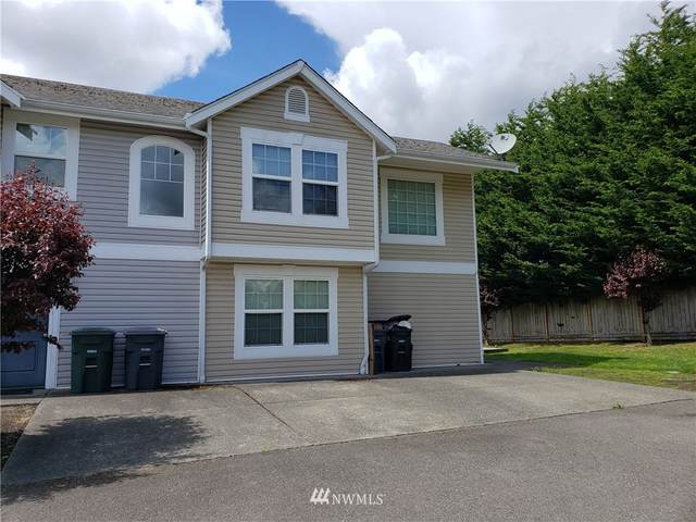 5905 111th Street Ct E #22, Puyallup, WA 98373 (#1770514) :: Icon Real Estate Group