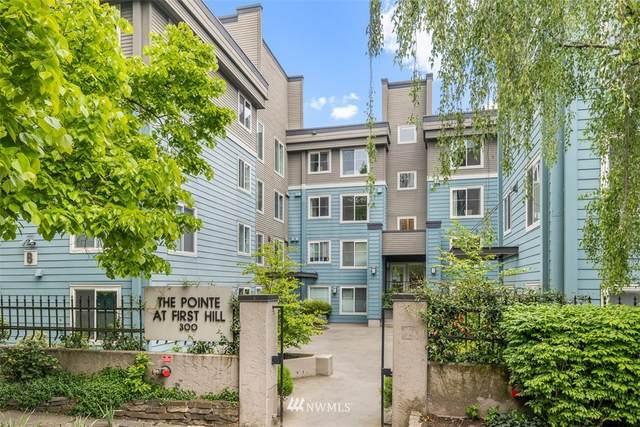 300 10 Avenue B204, Seattle, WA 98122 (#1770584) :: Keller Williams Western Realty
