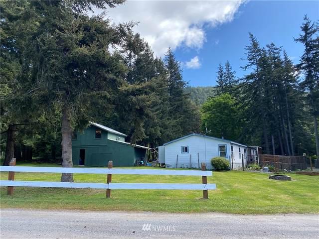 122 Buck Mountain Road, Orcas Island, WA 98245 (#1770764) :: Keller Williams Western Realty