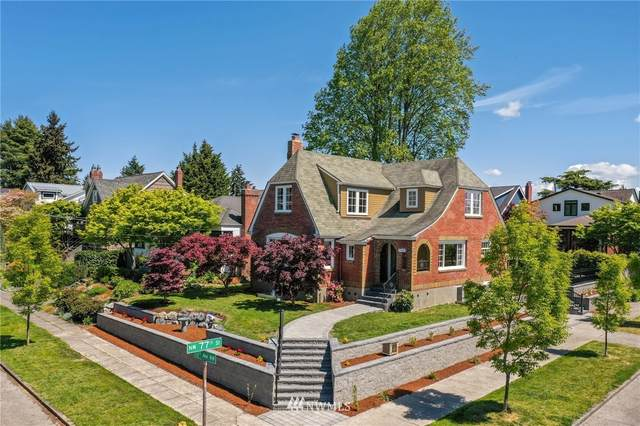 7702 11th Avenue NW, Seattle, WA 98117 (MLS #1770785) :: Community Real Estate Group