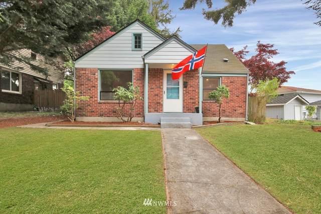510 Vassar Street, Fircrest, WA 98466 (#1770798) :: Better Properties Lacey