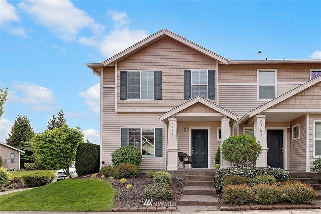 23907 NE 113th Lane #3, Redmond, WA 98053 (#1770845) :: Engel & Völkers Federal Way