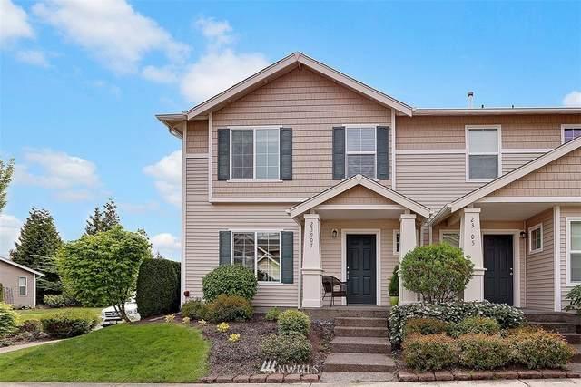 23907 NE 113th Lane #3, Redmond, WA 98053 (#1770845) :: My Puget Sound Homes
