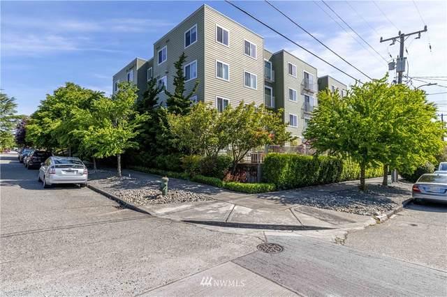 800 N Allen Place #201, Seattle, WA 98103 (#1770852) :: Northern Key Team