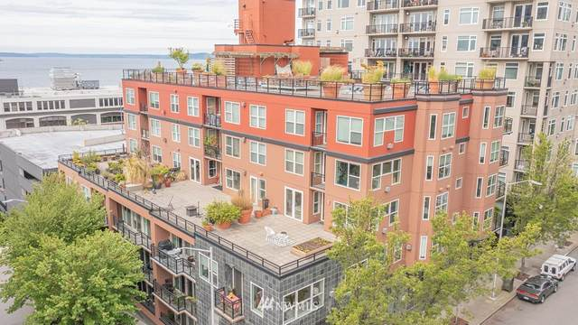 2607 Western Avenue #456, Seattle, WA 98121 (MLS #1770859) :: Brantley Christianson Real Estate