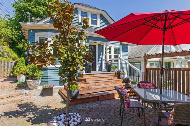 502 Lee Street, Seattle, WA 98109 (#1770941) :: Front Street Realty