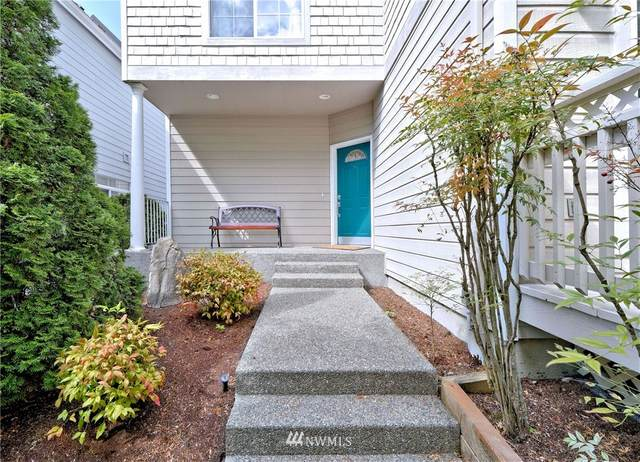 11870 SE 5th Street, Bellevue, WA 98005 (#1770993) :: The Snow Group