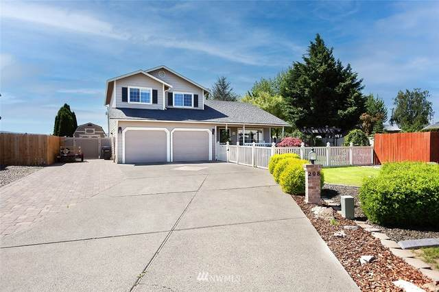 208 S 87th Place, Yakima, WA 98908 (#1770999) :: Provost Team | Coldwell Banker Walla Walla