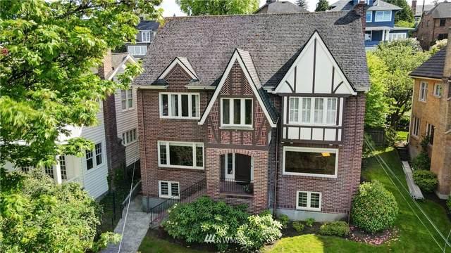 2059 E Crescent Drive, Seattle, WA 98112 (#1771147) :: Northwest Home Team Realty, LLC