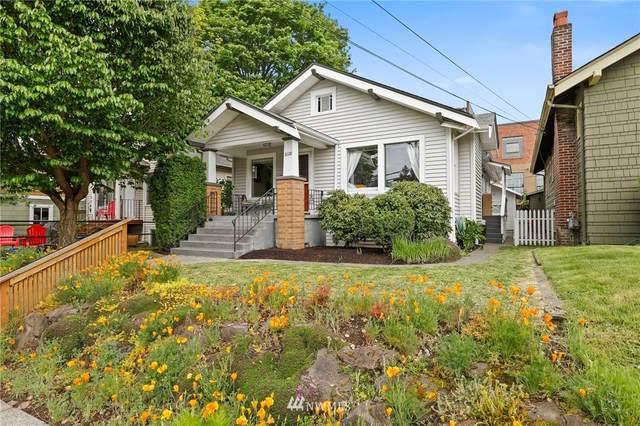 5610 Brooklyn Avenue NE, Seattle, WA 98105 (#1771153) :: Better Properties Lacey
